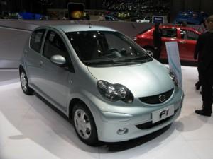 auto chino