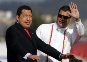 ECUADOR-CHAVEZ