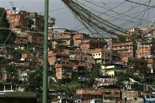 Venezuela Slum's Switch