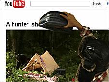 El video permite que el usuario interactúe reescribiendo el final