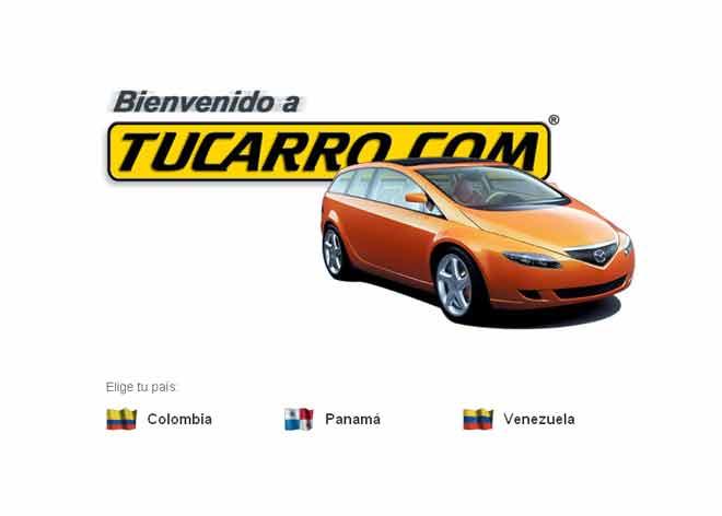 TuCarro.com Venezuela estrena página principal
