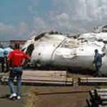 Fotos del Avión de Conviasa Estrellado en Puerto Ordaz 004