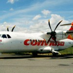 Fotos del Avión de Conviasa Estrellado en Puerto Ordaz 005