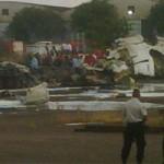 Fotos del Avión de Conviasa Estrellado en Puerto Ordaz 008