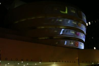 YouTube Play on the Guggenheim