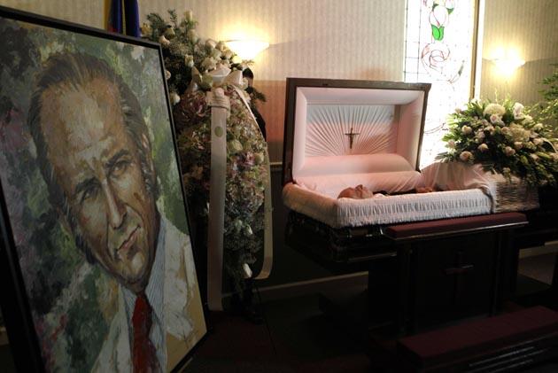 Burial Perez