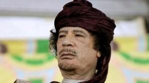 bloquearan cuentas Kadafi