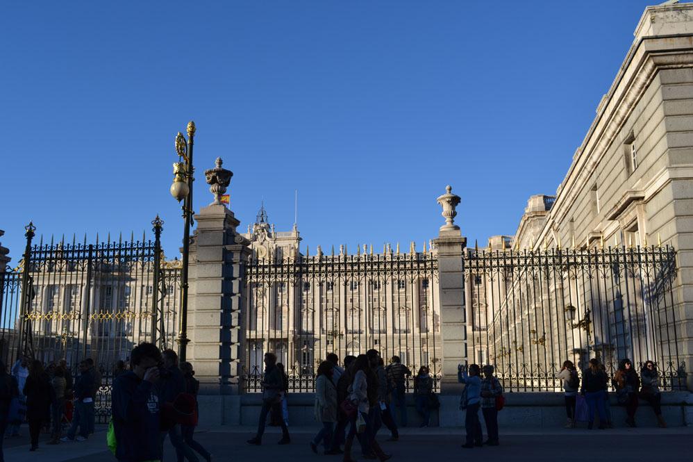 En fotos viaje por el centro hist rico de madrid un - Centro historico de madrid ...