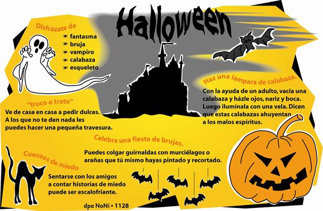 Llegó el Halloween: conozca la historia de la noche de ...