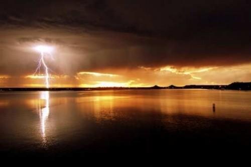 un mundo de luces: