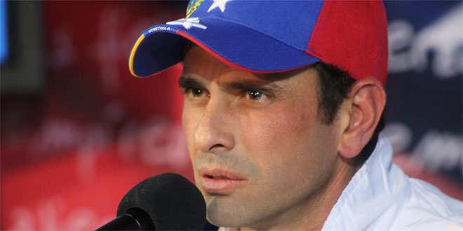 Enrique capriles radonski es homosexual