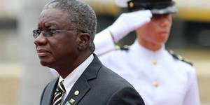 El primer ministro de Barbados y presidente de turno de Caricom, Freundel Stuart dijo que Caricom respalda firmemente a Guyana