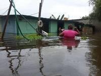 Lluvias dejan bajo las aguas a Guasdualito, más de 20 mil familias afectadas 2