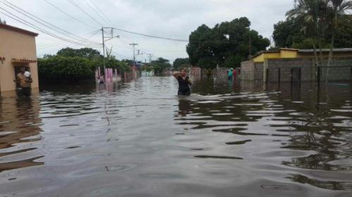 Lluvias dejan bajo las aguas a Guasdualito, más de 20 mil familias afectadas 3