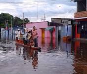 Lluvias dejan bajo las aguas a Guasdualito, más de 20 mil familias afectadas 6