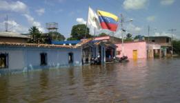 Lluvias dejan bajo las aguas a Guasdualito, más de 20 mil familias afectadas 7
