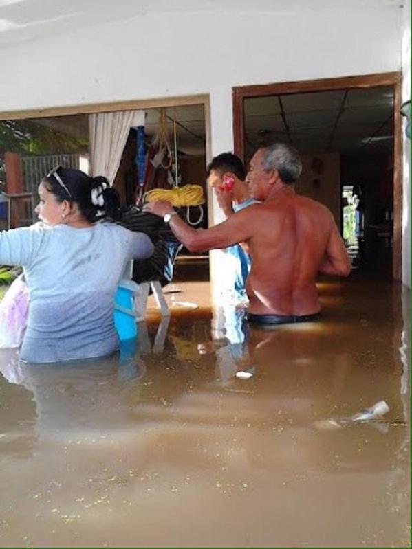 Lluvias dejan bajo las aguas a Guasdualito, más de 20 mil familias afectadas
