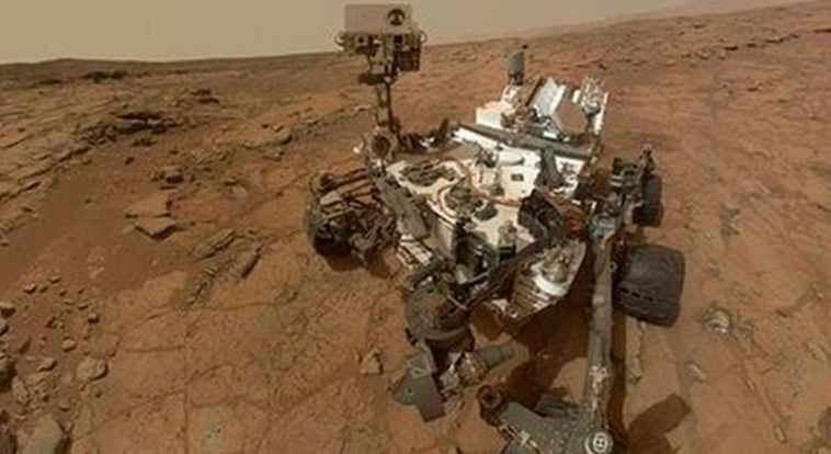 esqueleto marciano