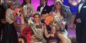 Ángela Galante es la nueva Miss Venezuela Mundo 2015