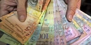billetes de 2 y 5 bolívares