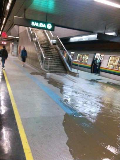 lluvias caracas metro (3)