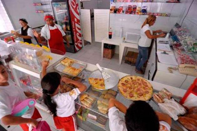Derogan ley que prohib a alimentos sazonados en cantinas for Propuesta para una cantina escolar