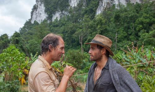 Edgar Ramírez y Matthew McConaughey (1)