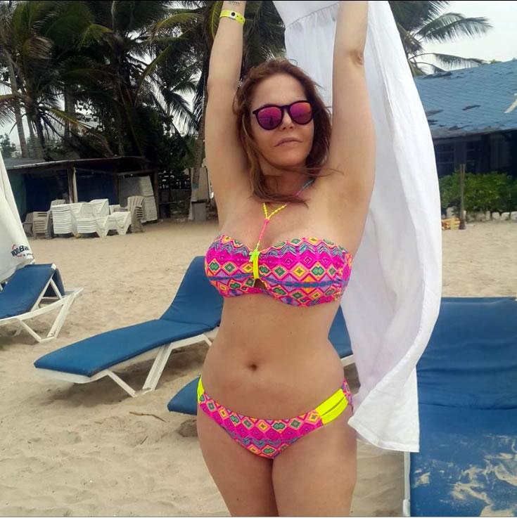 Hilda-Abrahamz 2015 bikini