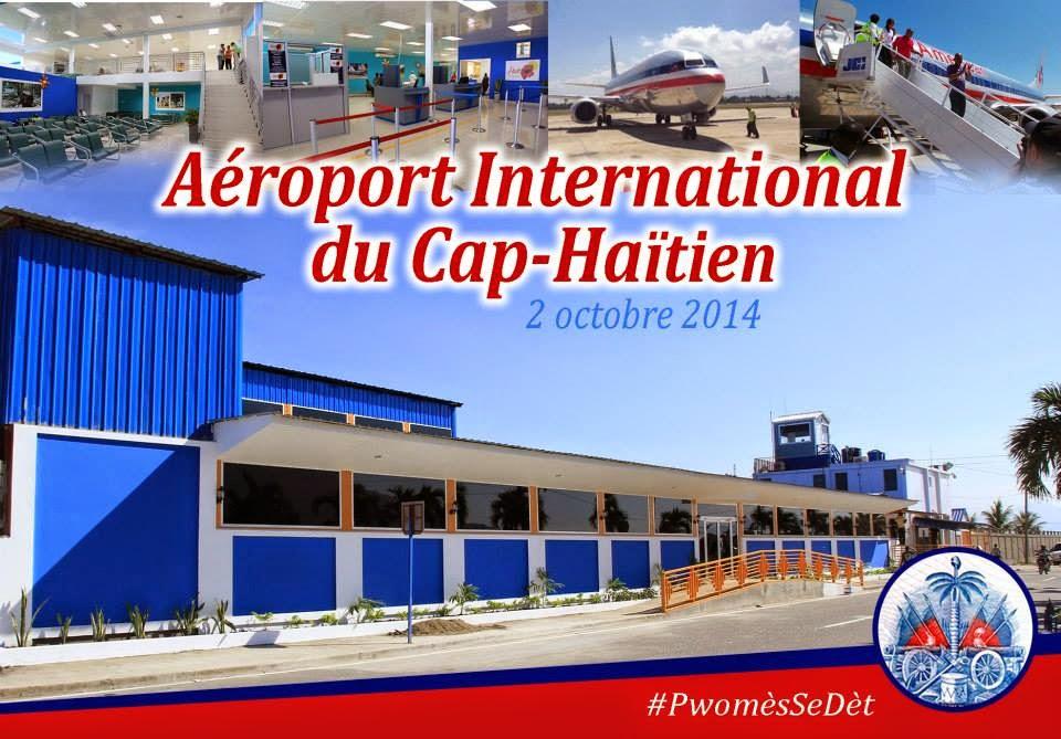 ¿Coincidencias? Despúes de 2010 el Gobierno de Venezuela le regaló a Haíti un Aeropuerto que ...