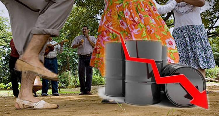 A ponerse las alpargatas que lo que viene es Joropo Petróleo Venezolano en  $24!!