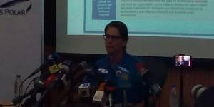 Las siete propuestas de Lorenzo Mendoza para producir en el país