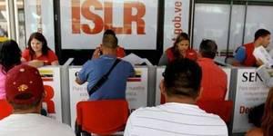 Seniat anula pago de ISLR a quienes ya no les corresponde