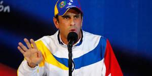 Capriles Las decisiones que tome el TSJ contra el pueblo serán anuladas