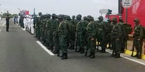 Presidente Nicolas Maduro no asistió al desfile del 24 de Julio