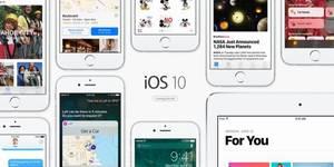 iOS10, el nuevo sistema operativo de iPhone