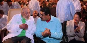 1-3 MADURO EN CUBA