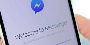 Facebook-messeng