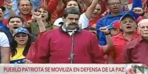 Maduro insulta a Ramos Allup y amenaza con demandarlo