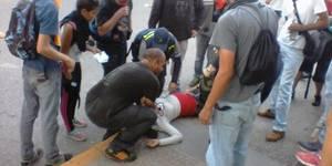 Tres heridos en enfrentamiento en la Francisco Fajardo 3