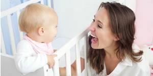 a que edad hablara mi bebe