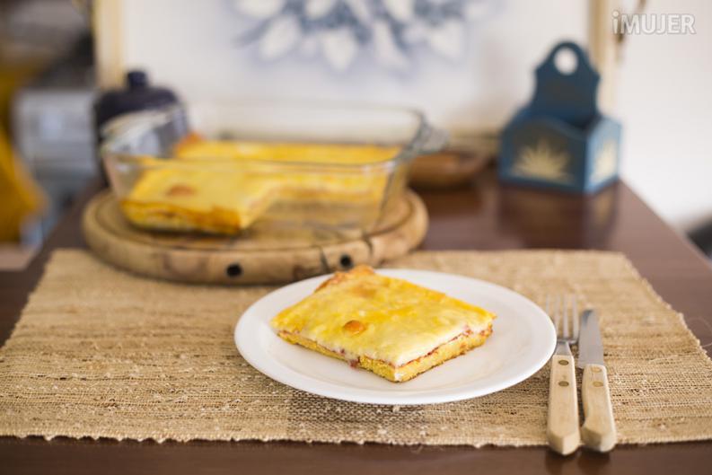 F cil quiche de pan para un almuerzo r pido - Almuerzo rapido y facil ...