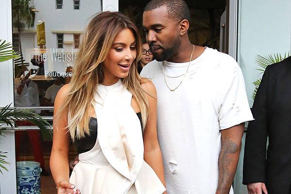 Difunden video asaltantes de Kim Kardashian