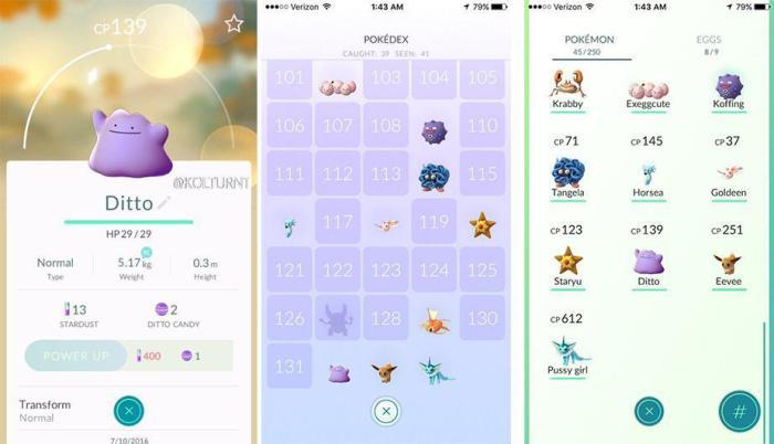 Pokémon Go: segunda generación lista para próxima actualización