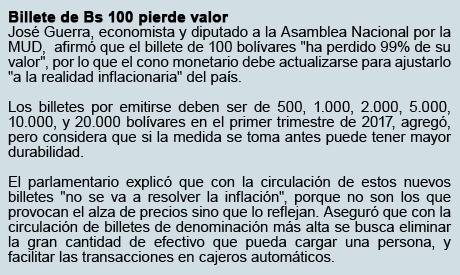 economia venezuela