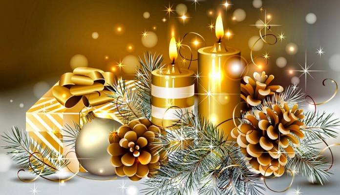 velas-navidenas