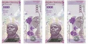 nuevo billete de 1000