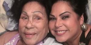 Falleció la mamá de la cantante zuliana Lila Morillo
