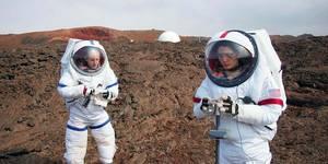 NASA utiliza volcán de Hawaii para prácticas de simulaciones en Marte