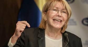 Fiscal Luisa Ortega Díaz