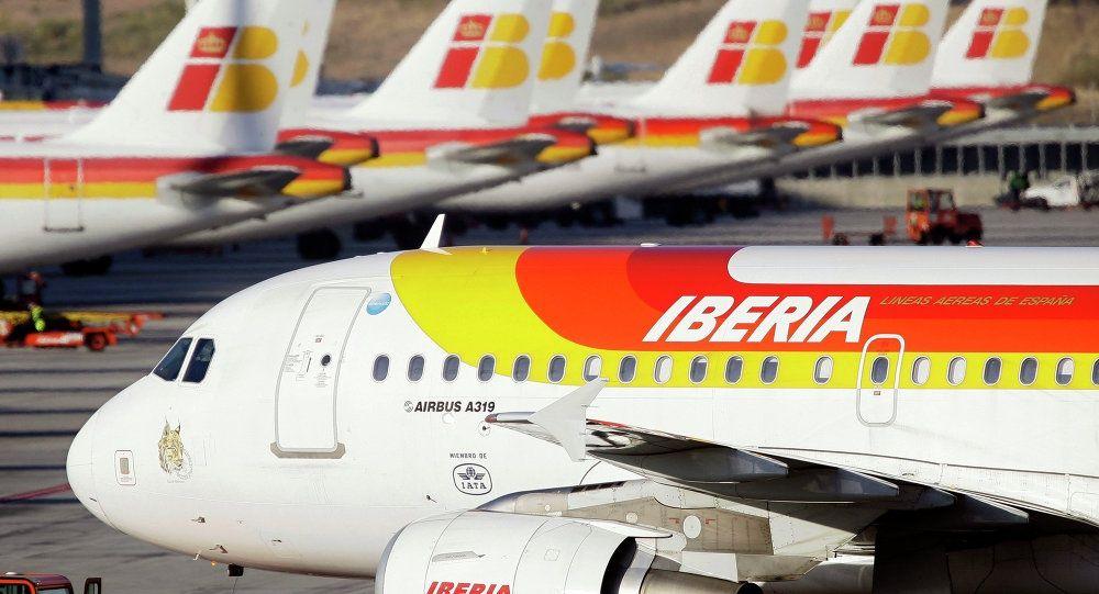 Iberia forex
